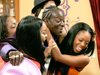 Shay Johnson Interview says Flav of Flavor of Love 2 was about staying relevant.