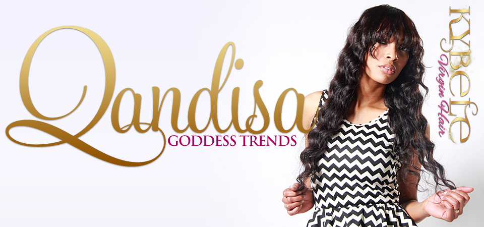 Qandisa Weave Goddess Trends Collection Banner