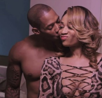 Mimi and Nikko. Look how bomb her virgin hair extensions look in this flic.