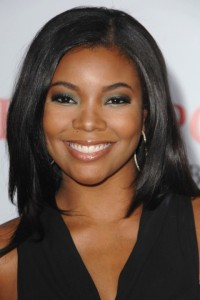 Celebrity Styles for Long Hair Weaves: Gabrielle Union Wears Sexy Layers