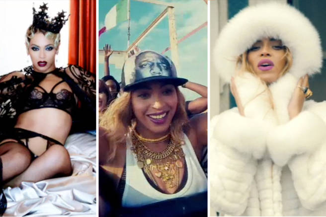 3 Hot Looks from Beyonce's Visual Album.