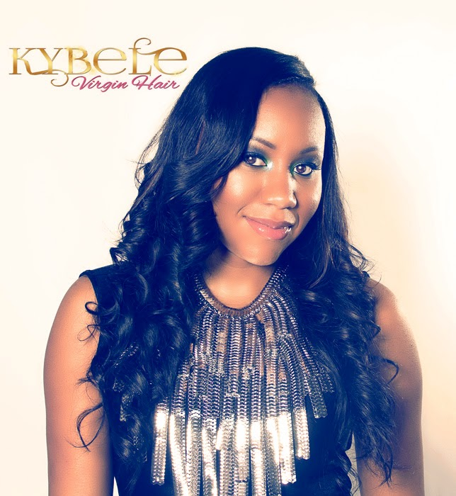 Kereen Henry Represents the Kybele Virgin Hair Brand
