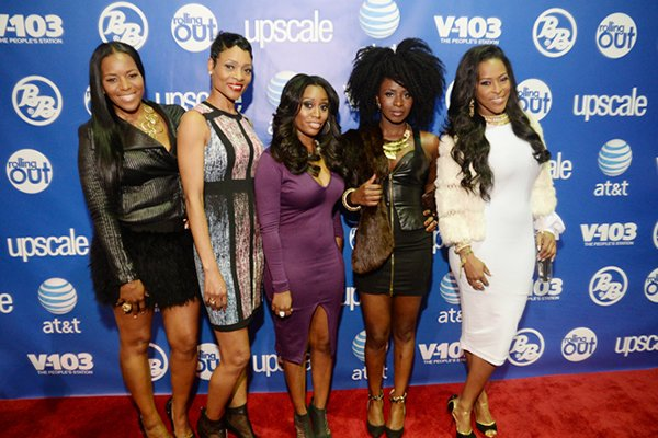 WE tv Altanta Hair Stylists - Cast of 'Cutting It: In the ATL'