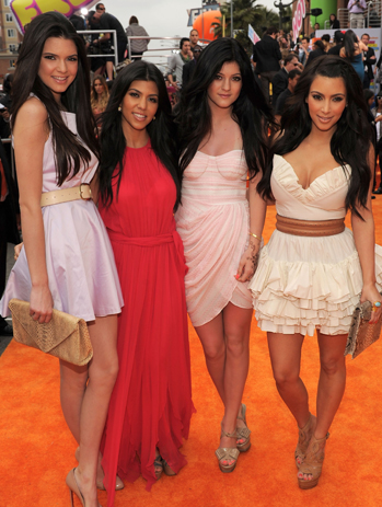 Kendall Jenner Speaks: Kim Kardashian is known for wearing virgin hair extensions. So, we just assume the entire Kardashian Clan sports hair weaves.